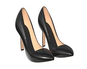 3D Female footwear 06