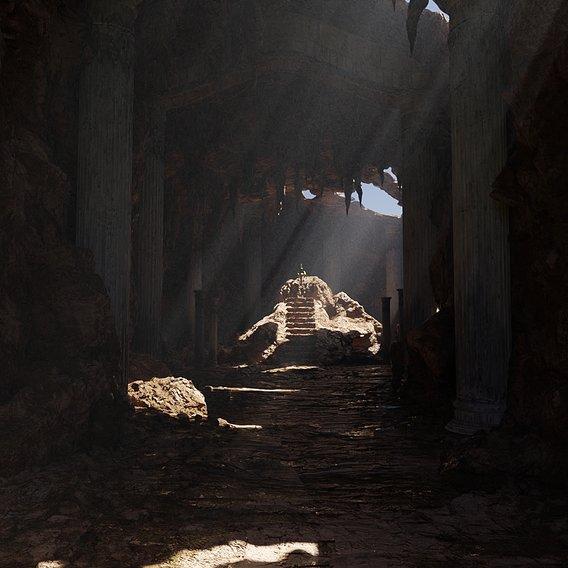 Forgotten Sword Scene | Scene 61
