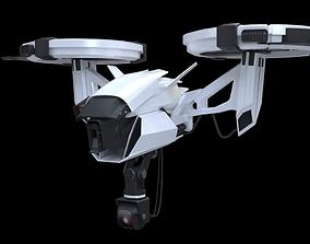 3D Sci-FI Drone drone