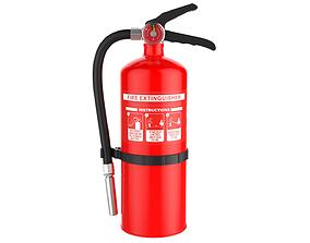 extinguisher 3D Fire Extinguisher