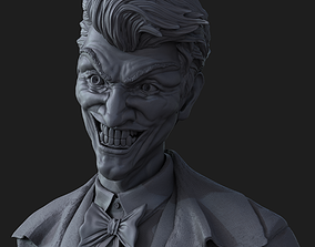 figurines The joker 3D Print