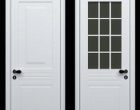 3D model Free Classic Door