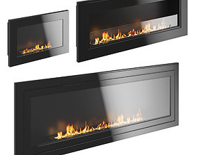 3D Bio fireplaces