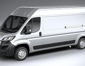 3D model Peugeot Boxer 2020