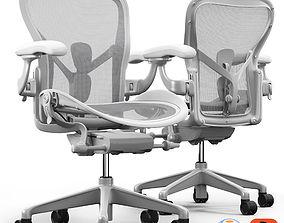 Chair Herman Miller Aeron 3D model