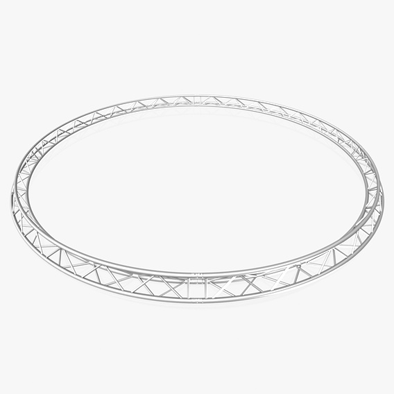 Circle Triangular Truss (Full diameter 600cm)