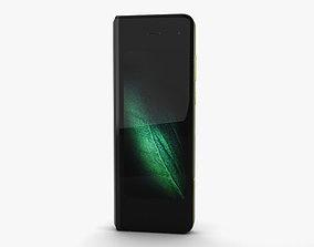 Samsung Galaxy Fold Martian Green 3D model