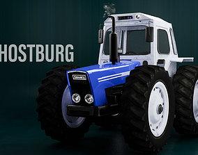 Farm Tractor County 1174 3D model