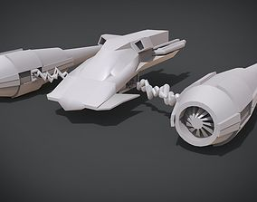 Hover Thug Ride 3D print model