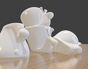 3D printable model Snail Cup