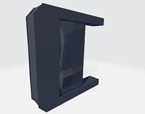 3D asset Military Suit Band Lock