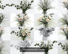Plants collection 005 3D model