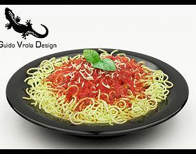 Spaghetti 3D