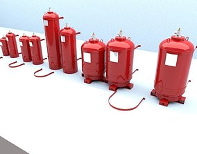 3D FSS Cylinder