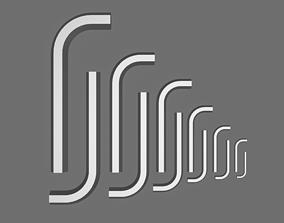 3D printable Allen Key Set tool