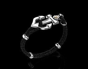 3D print model Bracelet anchor