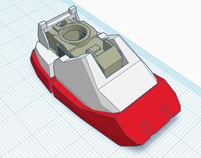 MG GUNDAM v1-5 Foot joint and Armor 3D printable model