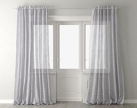 Antilia Curtains 3D model