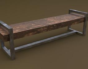 3D model Bench 16