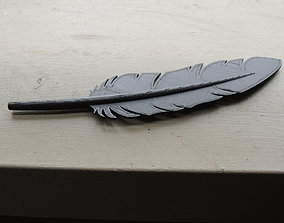 Feather 3D printable model