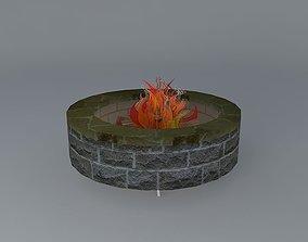 3D Fire Pit