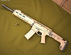 3D model Adaptive Combat Rifle