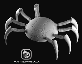 games Spiderman PS4 Spider Drone 3D Print Files