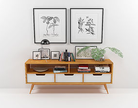 3D model Sideboard set 3011