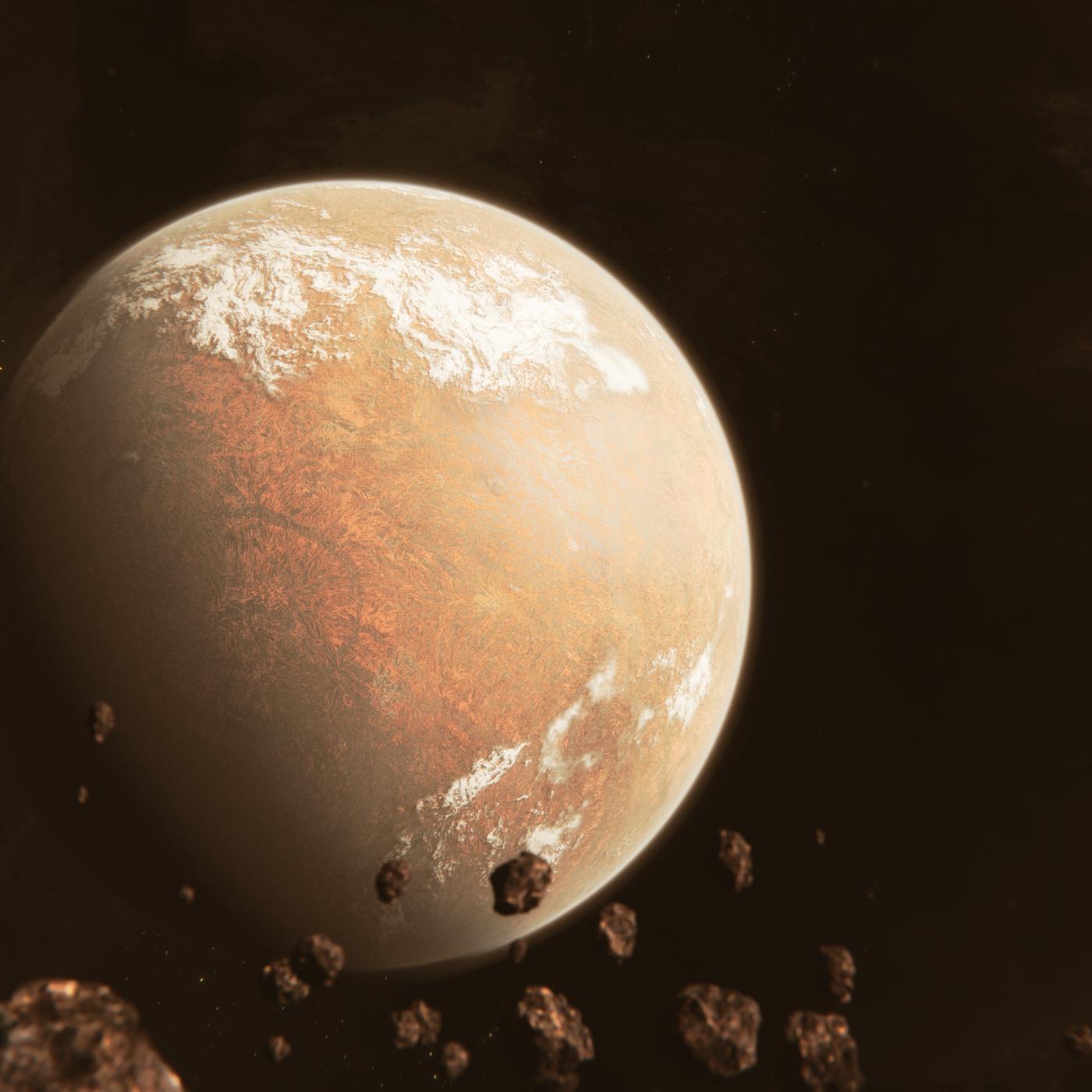Planet Zillon-Y7
