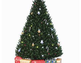 Christmas tree 1 3D model