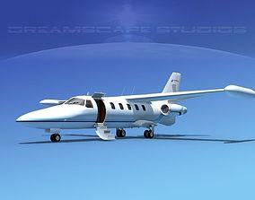 Dreamscape AT-48 Jet Executive V09 3D model