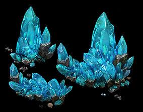 Energy - Crystal 03 3D model