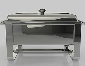 3D model Chafing Dish Buffet Warmers