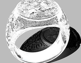3D print model Fight scene ring