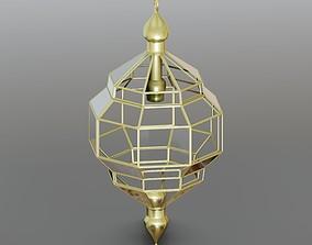 Alhambra lamp 3D