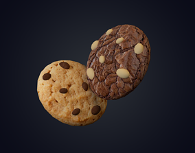 3D asset game-ready Cookies