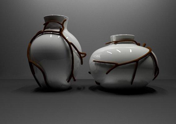 Unusual Vase
