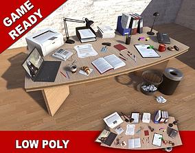 Office Props Pack 3D model
