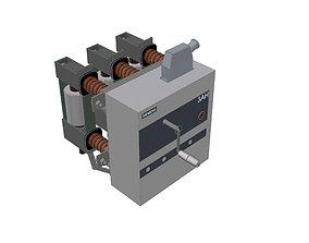 Vacuum circuit breaker Siemens 3AH5 3D