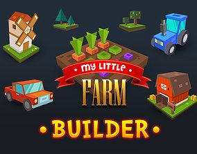 My Little Farm 3D asset