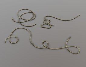 3D asset Ropes