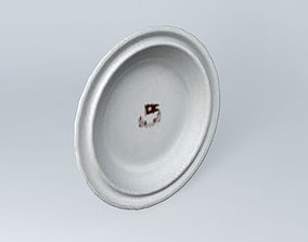 3D TITANIC 3rd Class Soup Dish Relic