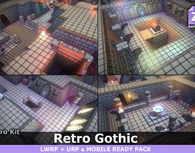 3D model EnviroKit - Retro Gothic