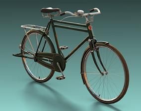 3D model Hercules Bicycle
