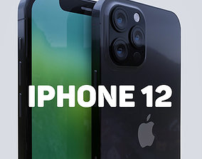 3D model realtime iPhone 12 Apple 2020 new design