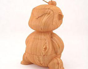 Figure sumo fighter 3D