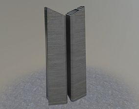3D asset Prague Twintowers