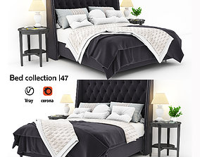 Bed collection 3D cloth
