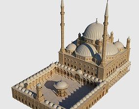 Muhammad Ali Mosque 3D model