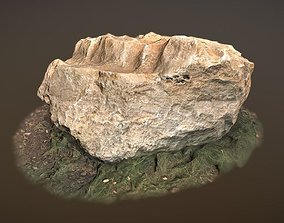 The Stone 3D model